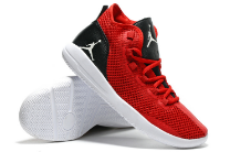 Men Jordan Reveal Red Black White Shoes